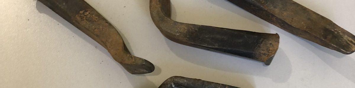 Самодельные ломаные клинья